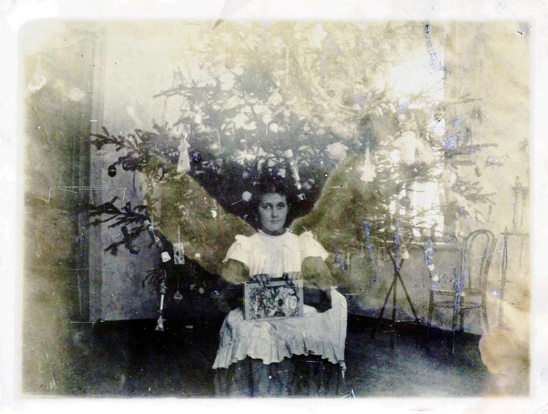 Різдвяно-новорічні свята в родині Грушевських