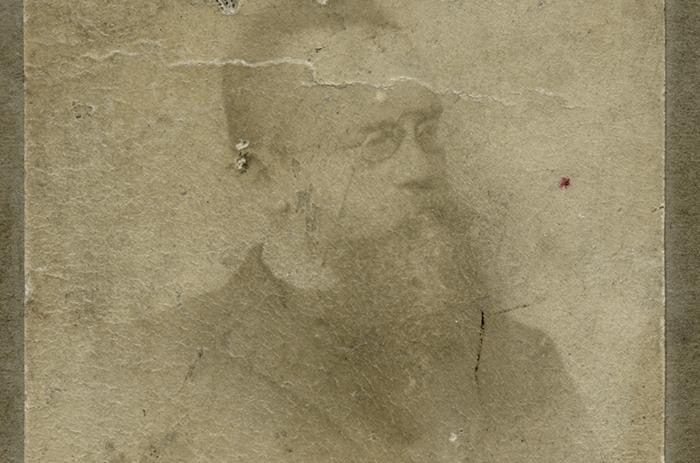 Фотопортрет Михайла Грушевського. Львів, 1907-1908 рр.