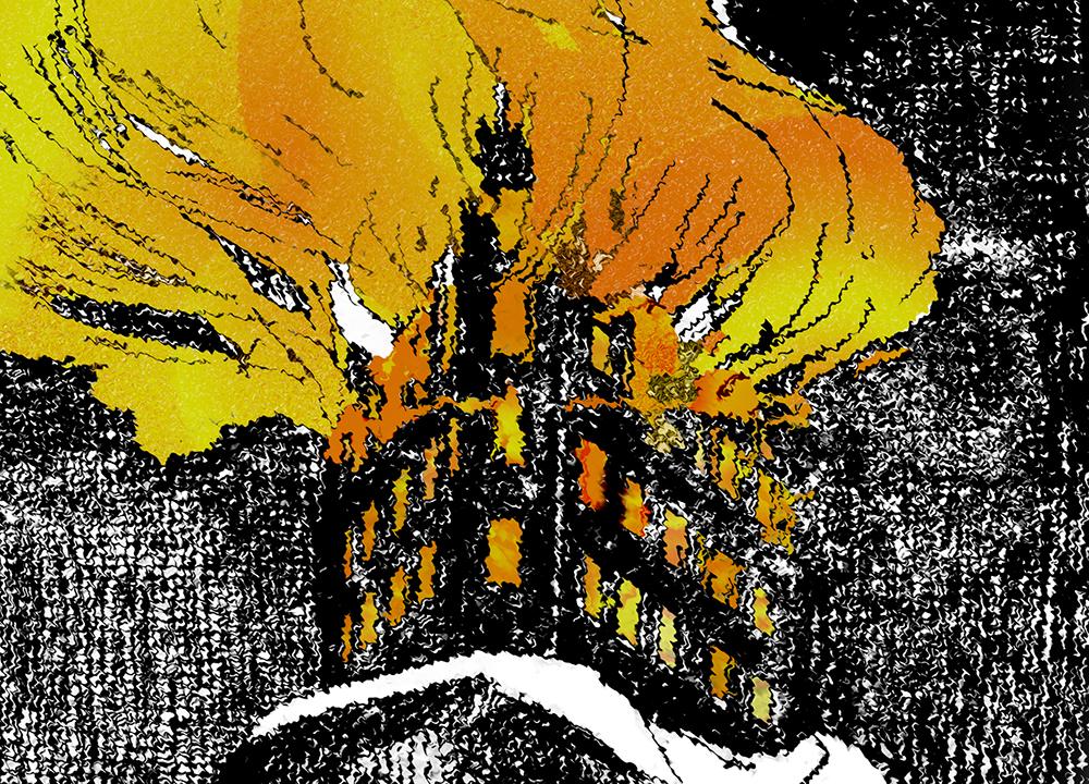 Лекція: Фамільний Дім Грушевських у полум'ї більшовицької навали (7 лютого (25 січня) 1918 р.)