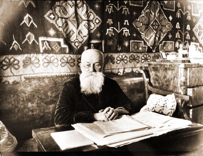 Іконографічна збірка Історико-меморіального музею Михайла Грушевського