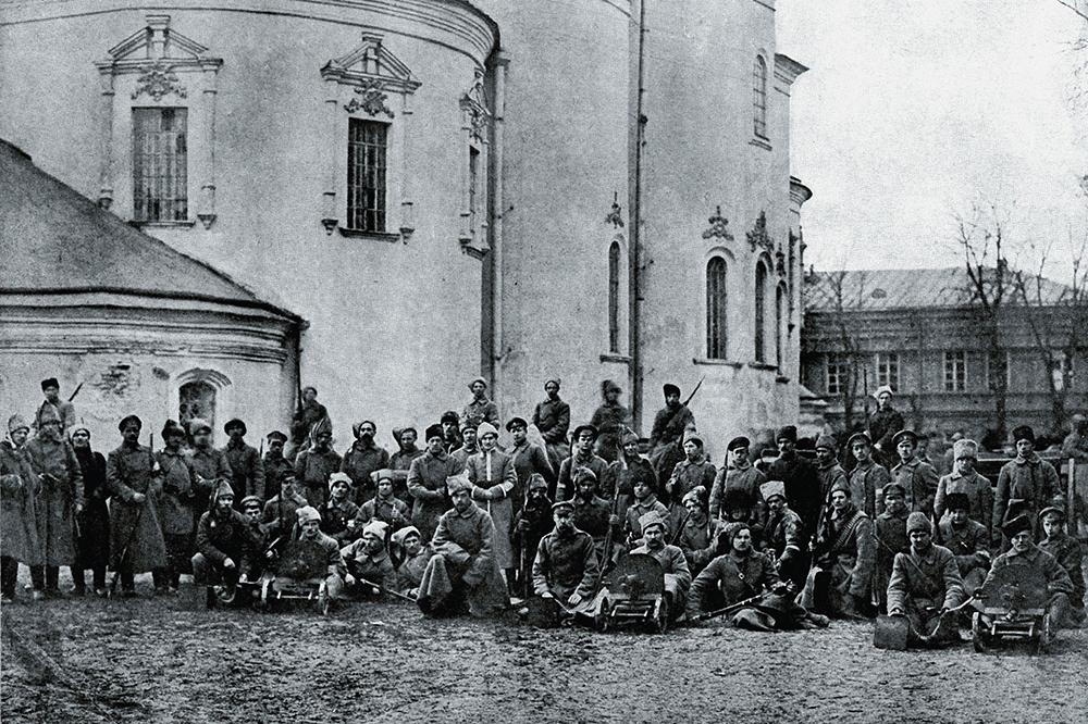 Лекція: До початків регулярної української армії (лютий 1918 року)