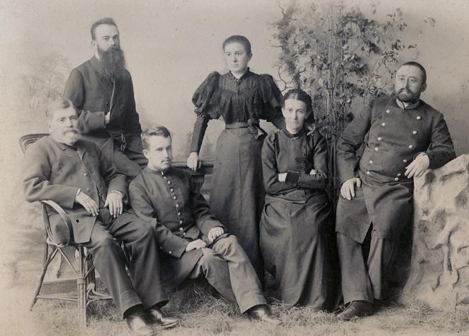 """""""Молодша сестра"""" <br>(до 150-річчя з дня народження Ганни Сергіївни Грушевської)"""