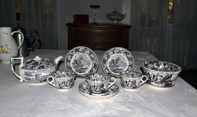 Англійська порцеляна Веджвуд з колекції родини Грушевських