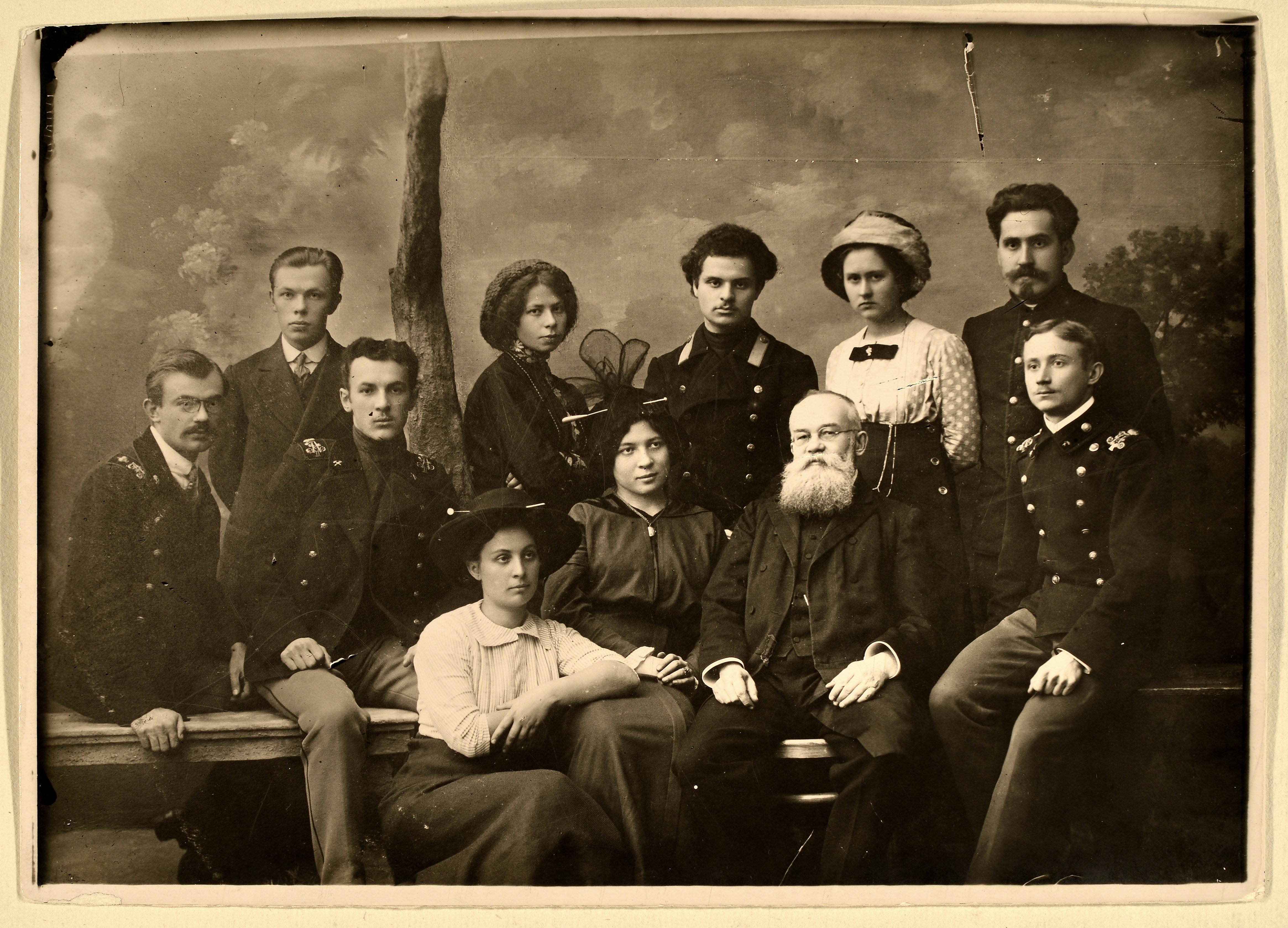 З другої спроби: Михайло Грушевський у Полтаві