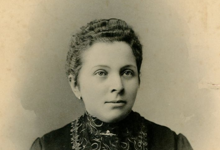Марія Грушевська. 1900-ті рр. Фото з колекції ІММГ